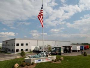 Don Vance Auto Group >> Force Racing's Shop Facility Anchors 'New Gasoline Alley'