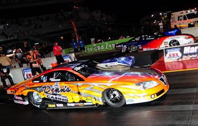 Drag racing business plan