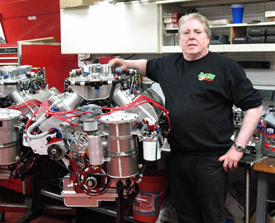 Pat Musi Racing Engines Partners With Adrl For 2013 Tour