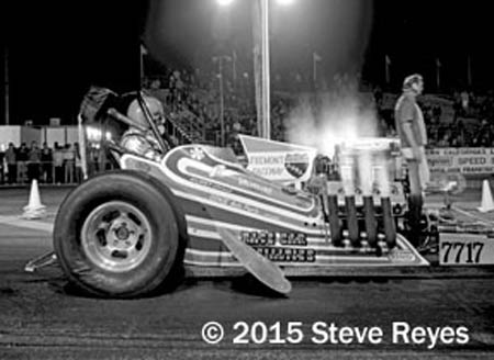 FEATURE- Those Were The Days- Top Fuel Fun and Games