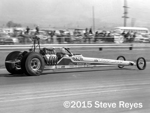 FEATURE- Those Were The Days- Top Fuel Follies