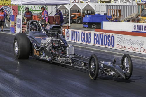 NHRA Hot Rod Heritage Series, Champions Crowned at Auto Club