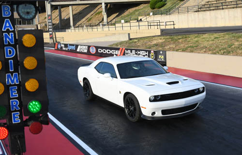 Dodge//SRT and Mopar Renew Commitment to National Muscle Car